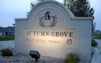 Autumn Grove Image