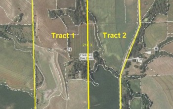Farm and Rec Land Auction Image