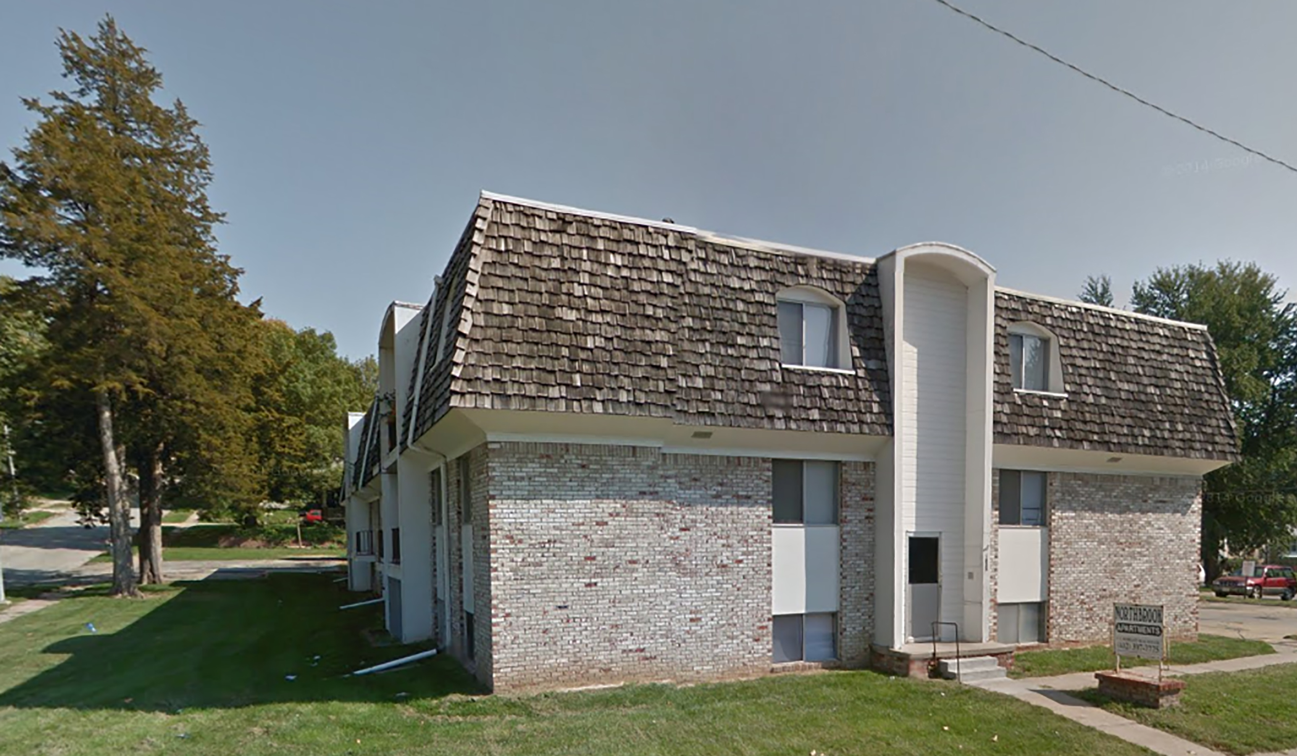 1825 NW Radial Highway – Northbrook Apartments Image
