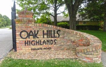Hilltop of Oak Hills Highlands Image